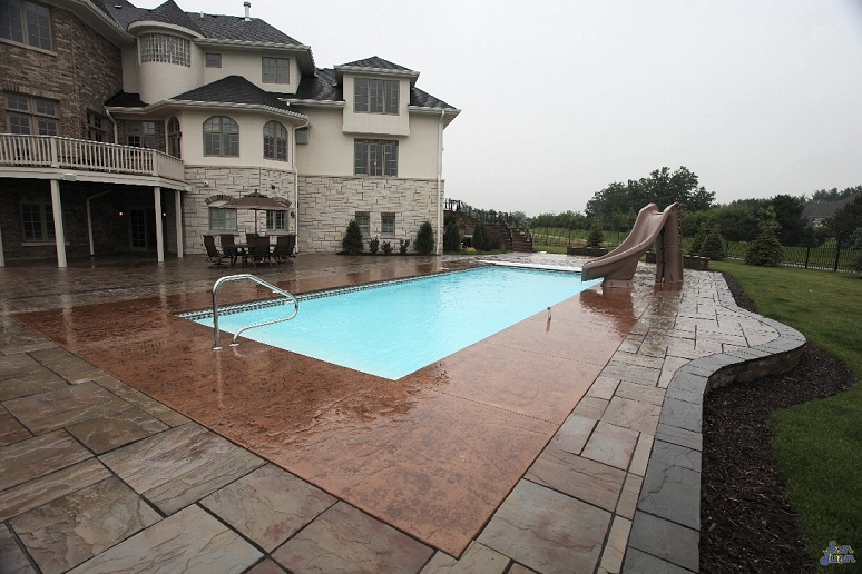 Quick tour of Indy Premier Pools pools installed throughout the Indianapolis suburbs