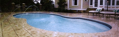 High-quality inground pools installed by Indy Dream Pools throughout Indianapolis and its suburbs