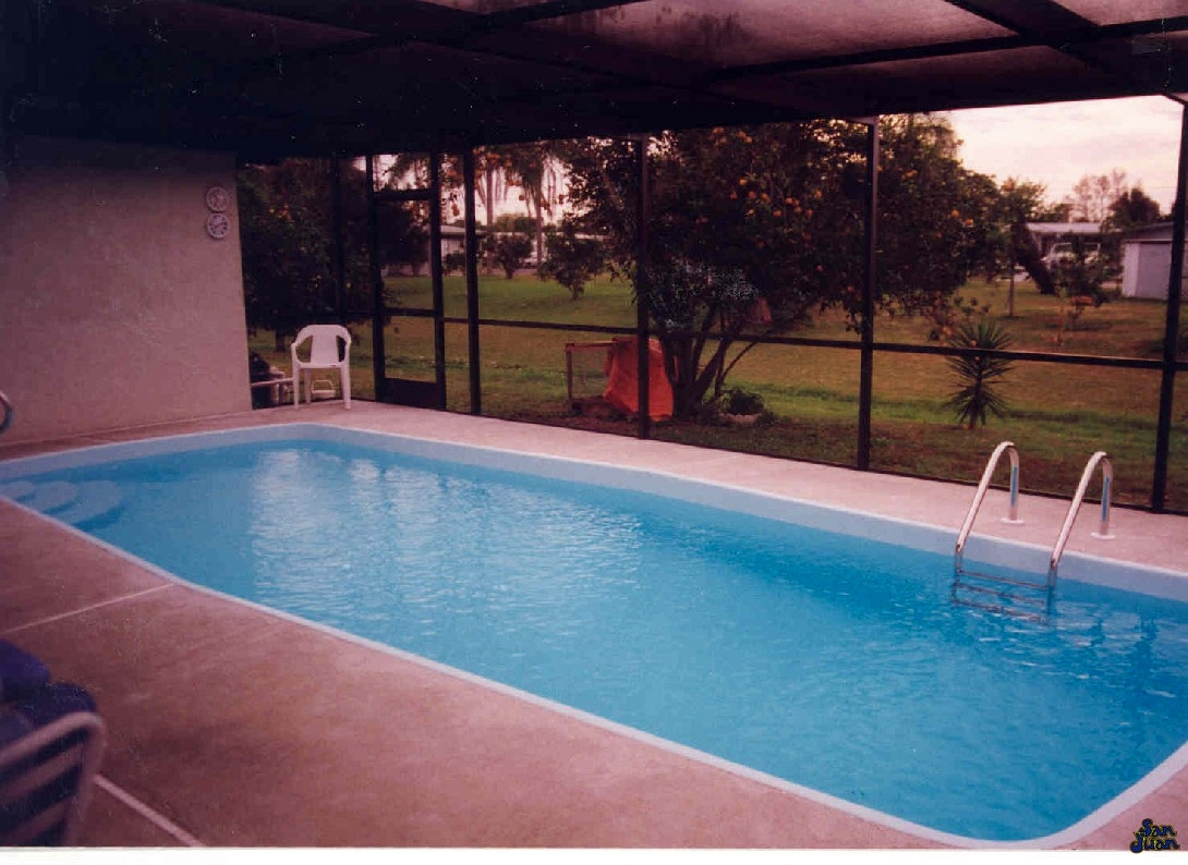 Leisure times pools featuring san juan fiberglass pools waikiki 1 for Mangalore swimming pool timings